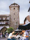 Der Storchenturm Zell a. H.